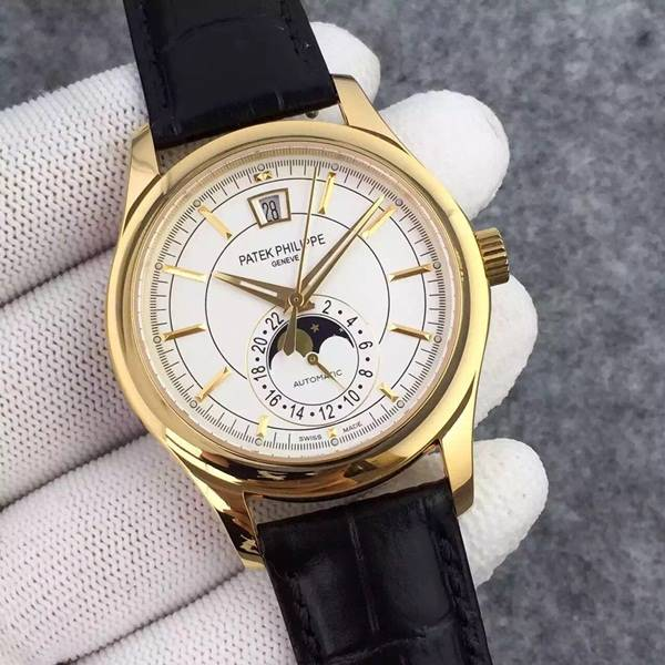 Đồng Hồ Nam Cao Cấp Patek Philippe Automatic DH-B5 40mm