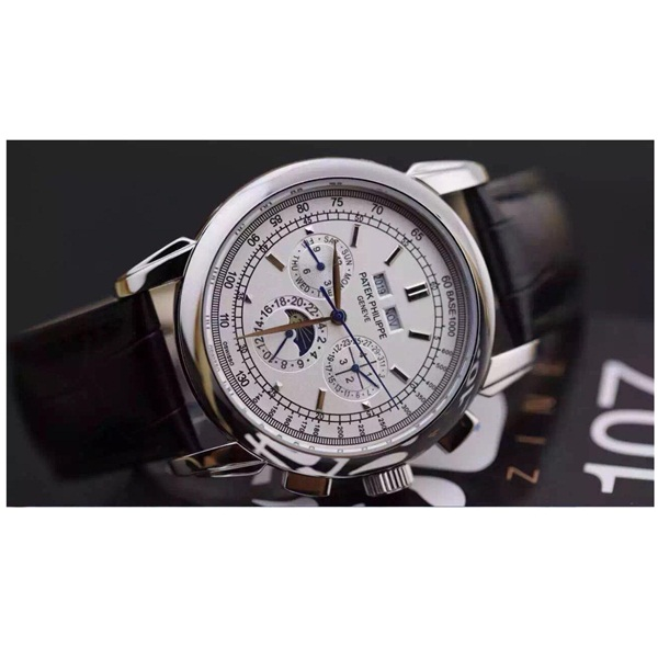 Đồng Hồ Nam Cao Cấp Patek Philippe Automatic 5270G-018 40mm