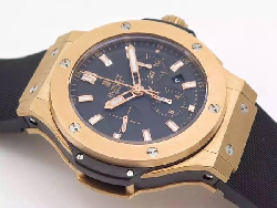 Đồng Hồ Nam Cao Cấp Hublot Automatic Geneve Rose Gold 341-PX 130-RX