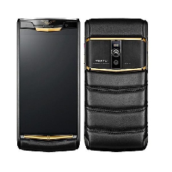 Điện thoại Vertu Signature Touch Pure Jet Red Gold VT35